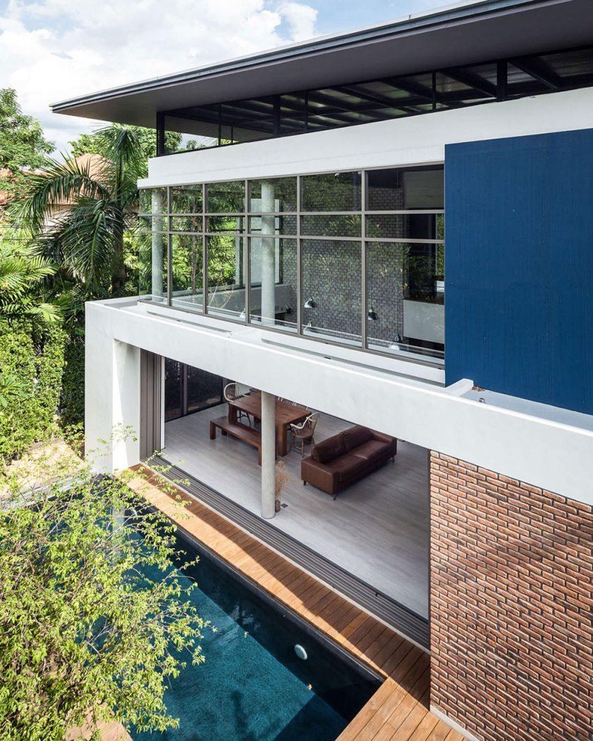 Two Houses at Nichada In Bangkok, Thailand (17)