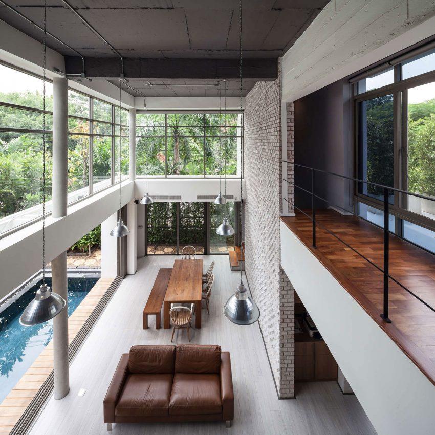 Two Houses at Nichada In Bangkok, Thailand (11)