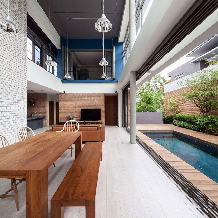 Two Houses at Nichada In Bangkok, Thailand (10)