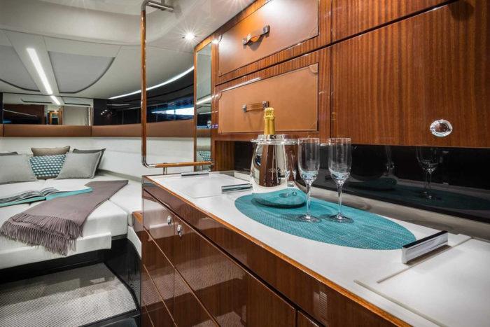 Elegant And Powerful Riva Rivamare Speedboat 10