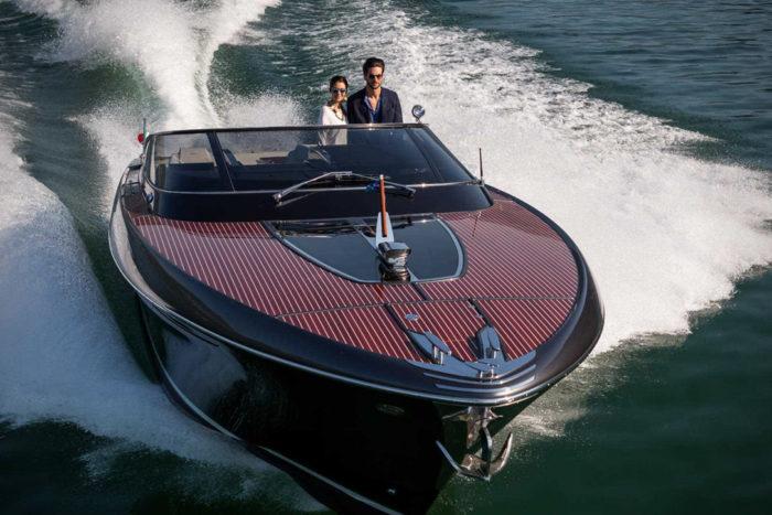 Elegant And Powerful Riva Rivamare Speedboat 3