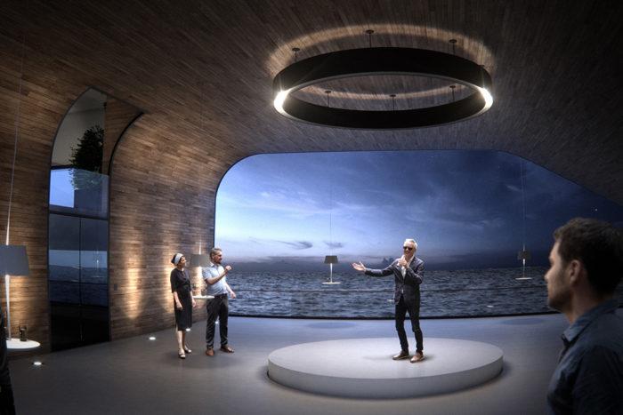 Imposing Hybrid Megayacht By Hareide Design 4