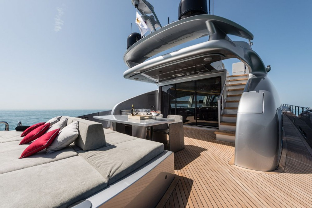 Magnificent Spectre Superyacht By Fipa Group 4