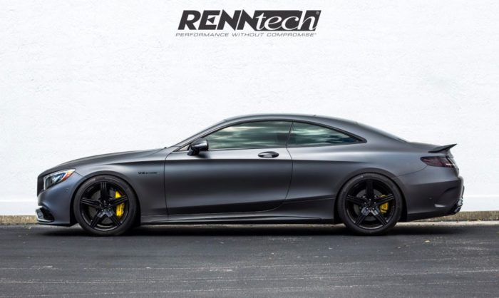 Presenting Renntech Tune S Mercedes Amg S63 Coupe