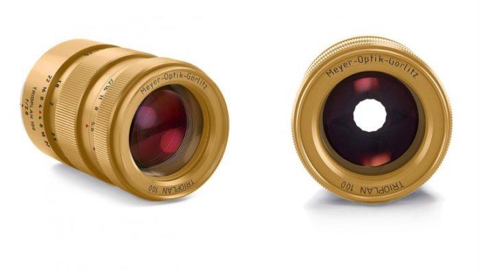 Titanium And Gold Camera Lenses (2)