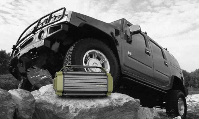 Tremor Outdoor Bluetooth Speaker 5