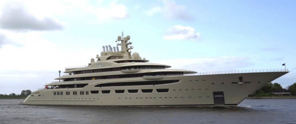 World's Largest Superyacht By Tonnage Is Named Dilbar (6)