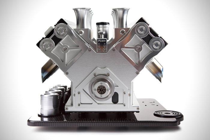 Exceptional Espresso Veloce Serie Titanio 500 Machine (3)