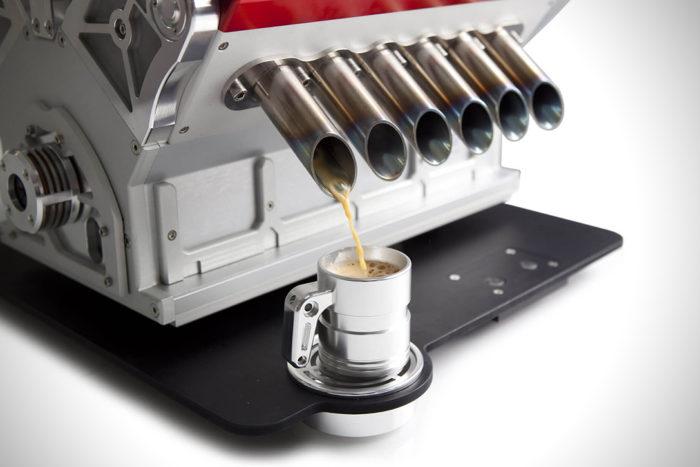 Exceptional Espresso Veloce Serie Titanio 500 Machine (2)