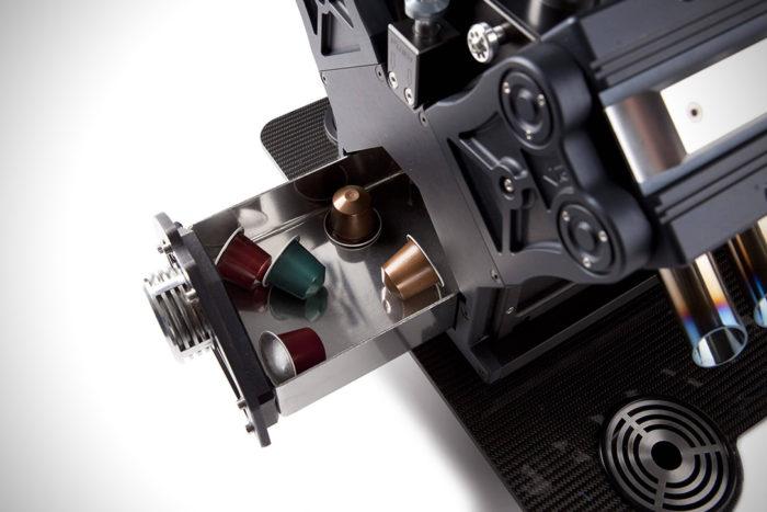 Exceptional Espresso Veloce Serie Titanio 500 Machine (1)