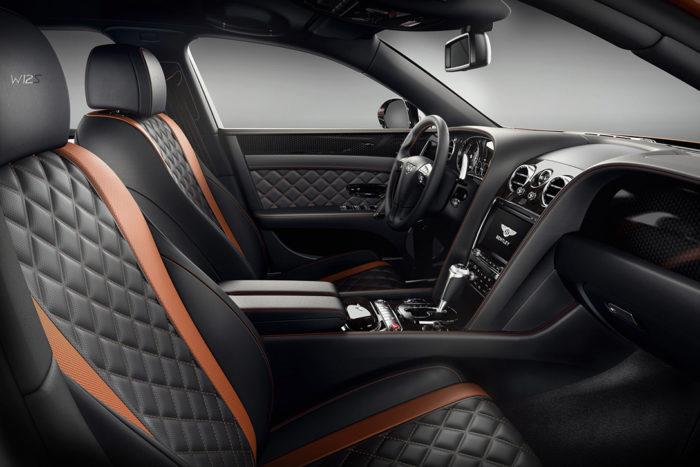 2017 Bentley Flying Spur 4