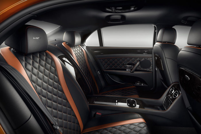 2017 Bentley Flying Spur 5