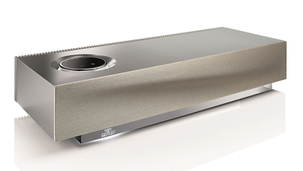 Bentley And Naim Audio Create Awesome Wireless Speakers 1