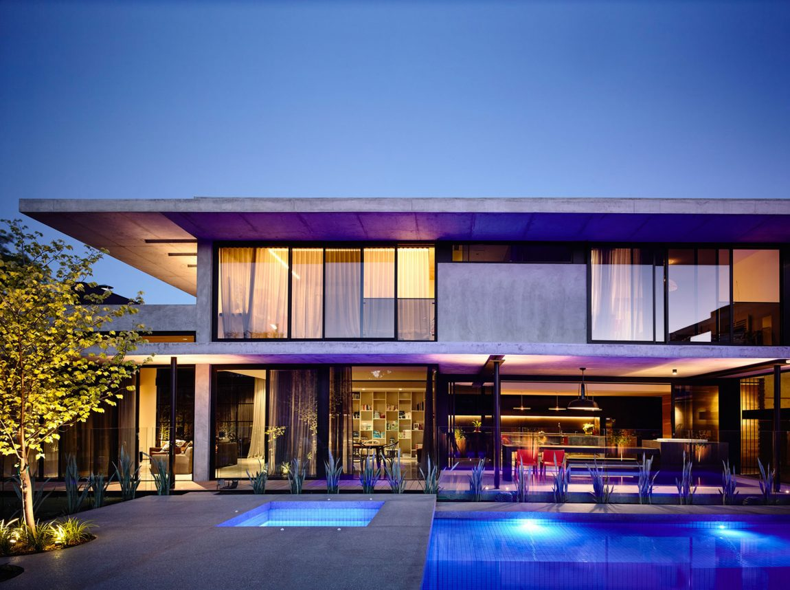 Breathtaking Modern Home In Wolseley, Australia (1)