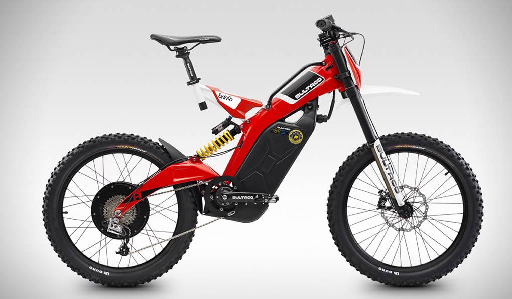 Bultaco's Brinco Electric Dirt Bike Is Superb 1
