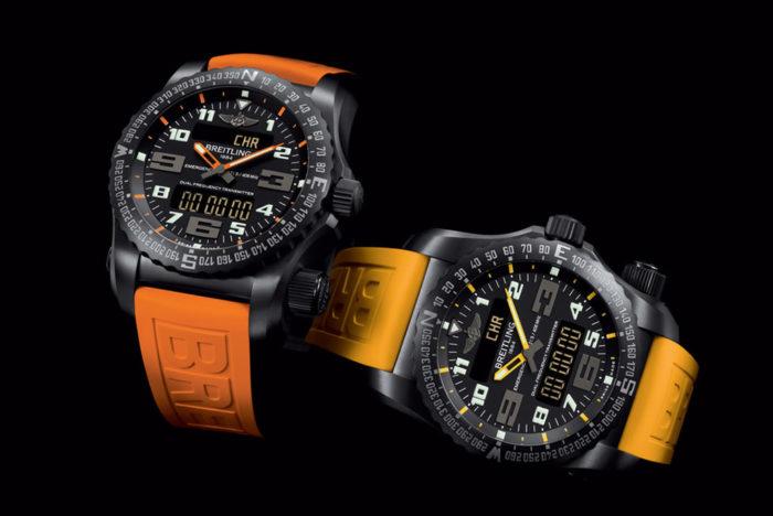 Emergency Night Mission Watch By Breitling 1