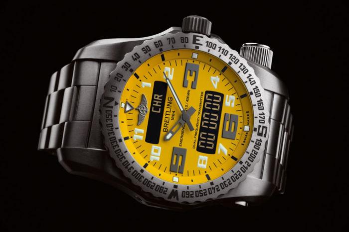 Emergency Night Mission Watch By Breitling 10