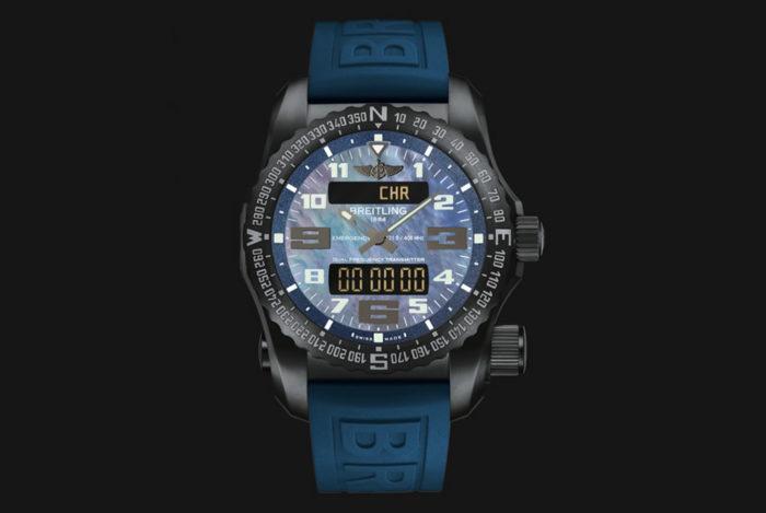 Emergency Night Mission Watch By Breitling 2
