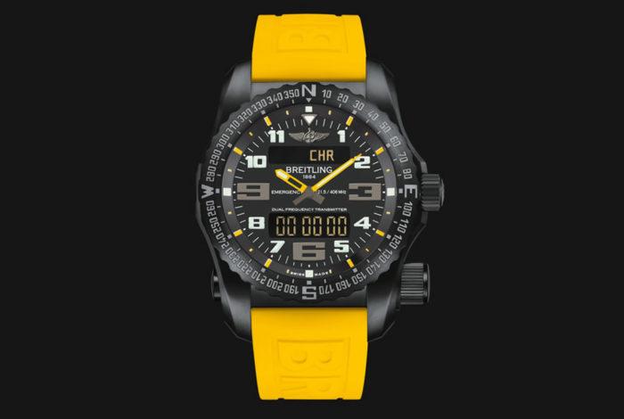 Emergency Night Mission Watch By Breitling 4