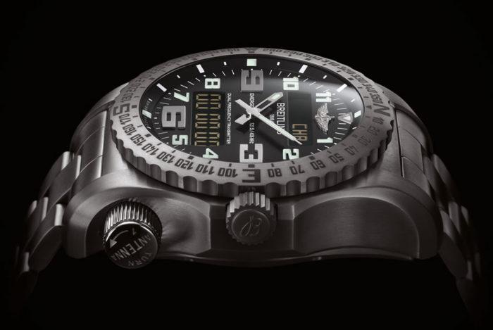 Emergency Night Mission Watch By Breitling 5