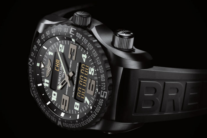 Emergency Night Mission Watch By Breitling 6