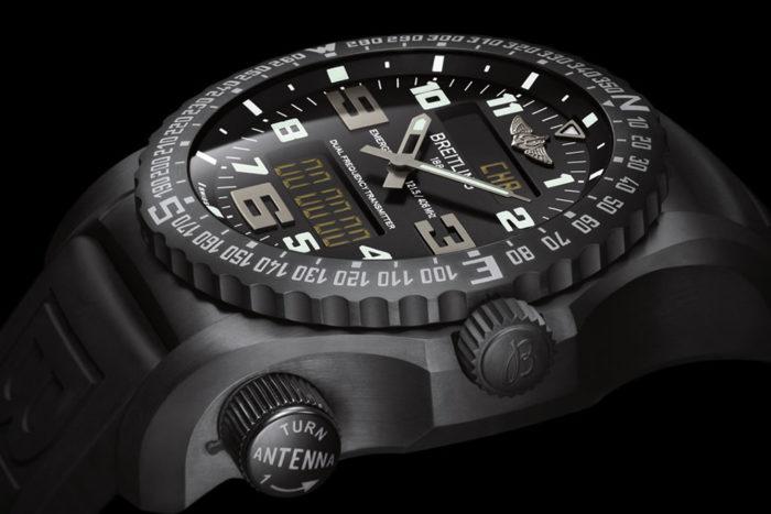 Emergency Night Mission Watch By Breitling 9