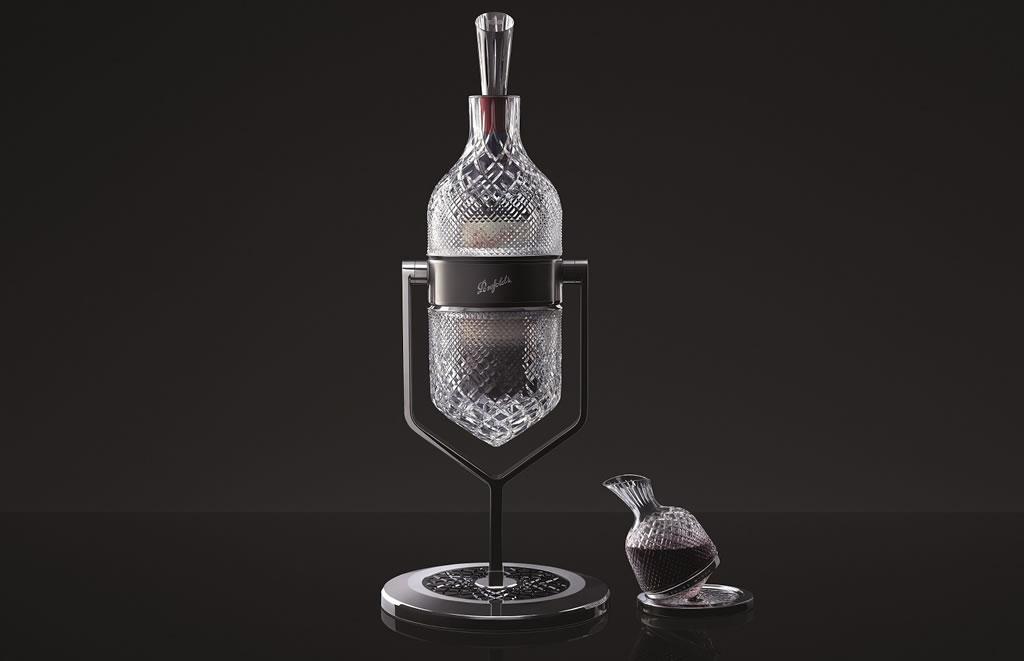 Luxe Decanter By Penfolds Costs $185,000 1