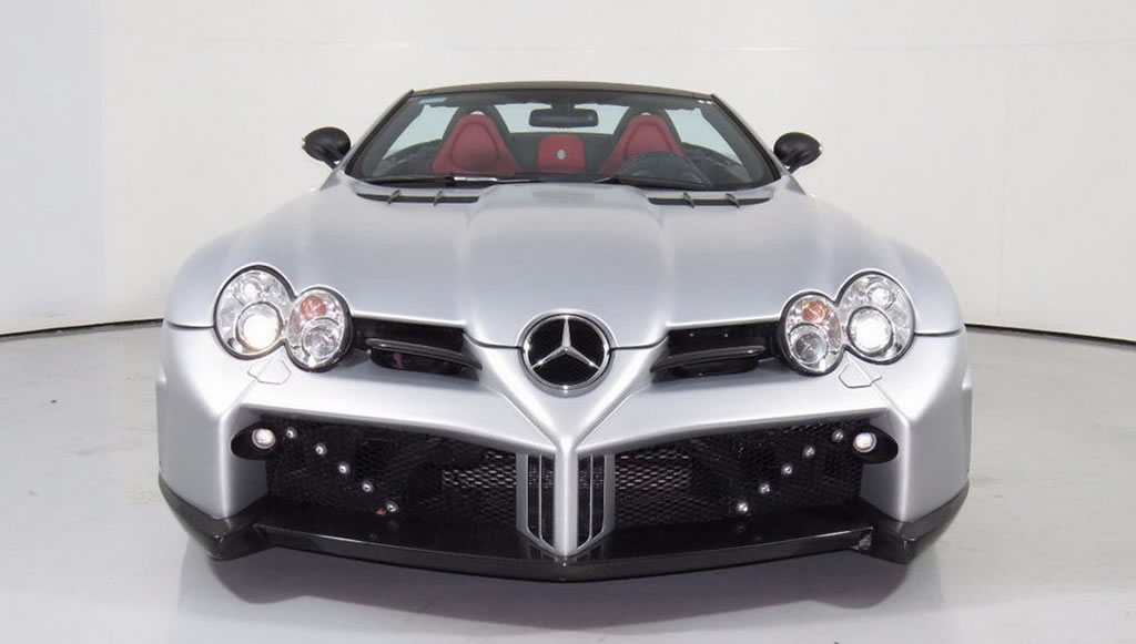 Mercedes-McLaren SLR By Tuning Style 8