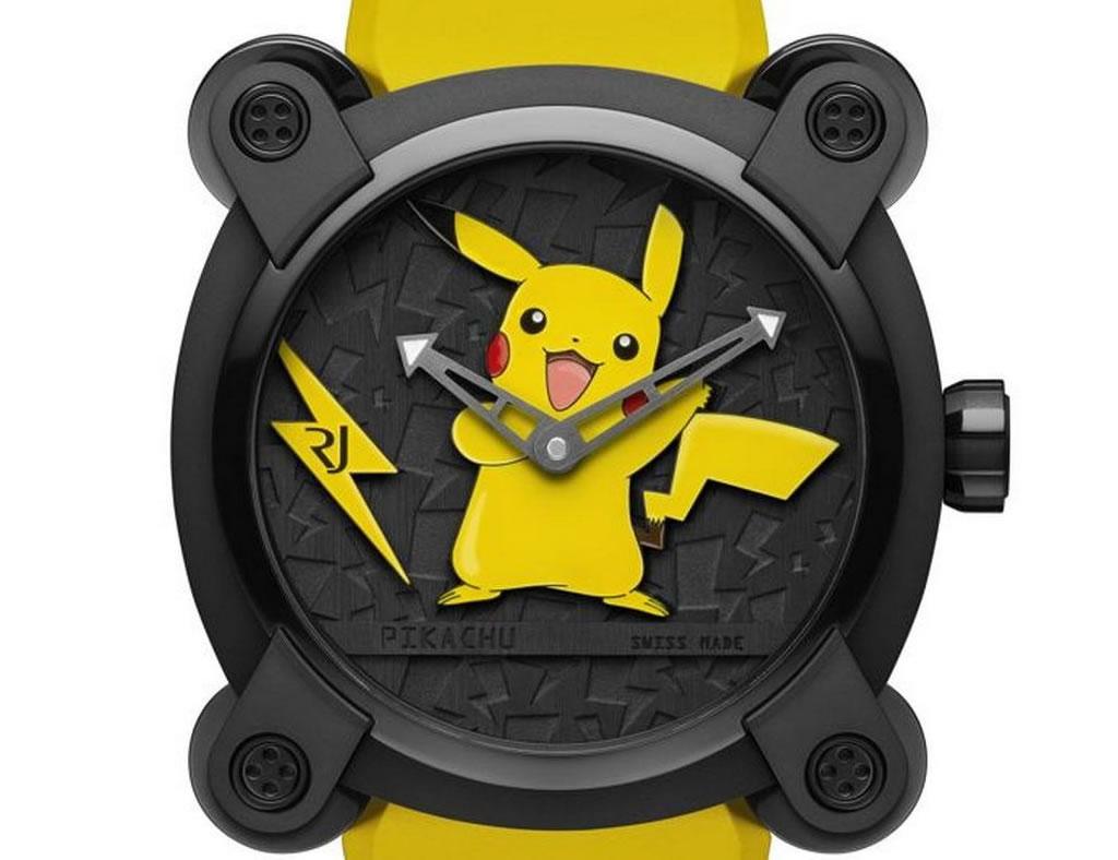 Pokémon Fans Will Love This Romain Jerome Timepiece 1