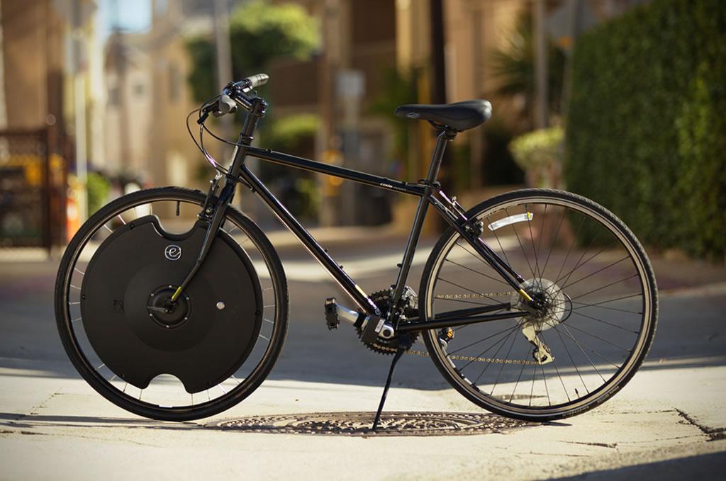 Practical Electron Wheel E-Bike 1