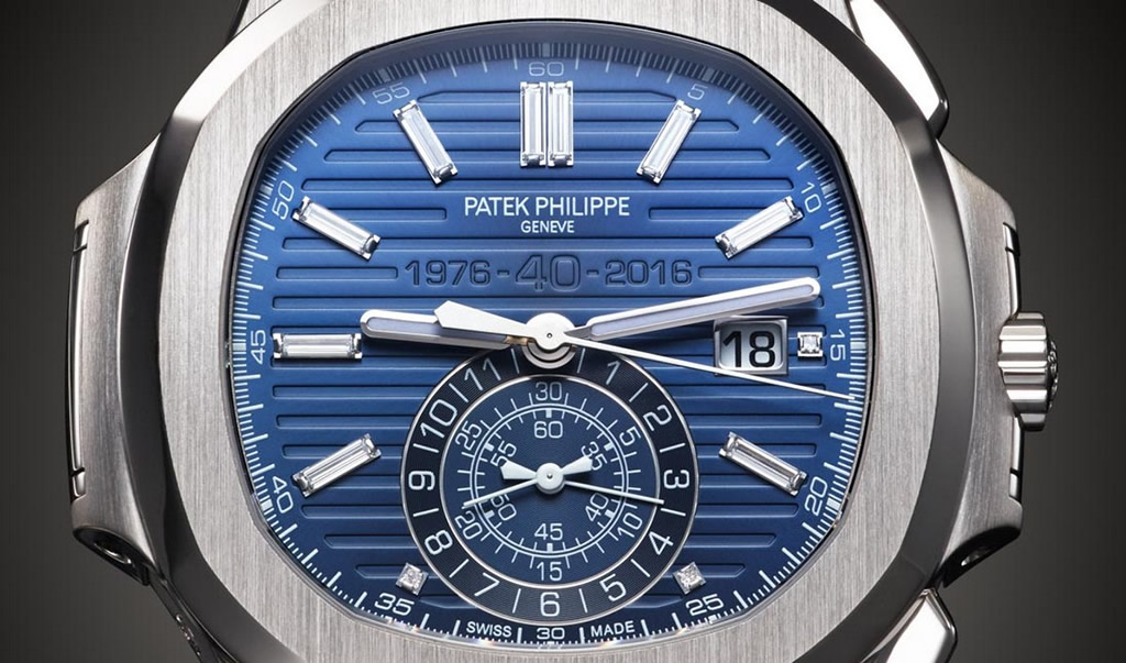 Sublime Limited Edition Nautilus Watches By Patek Philippe 1