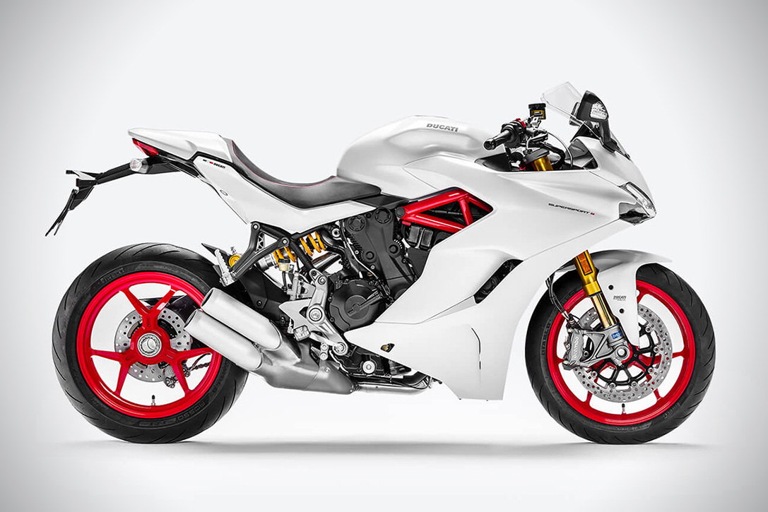 The 2017 Ducati SuperSport 1