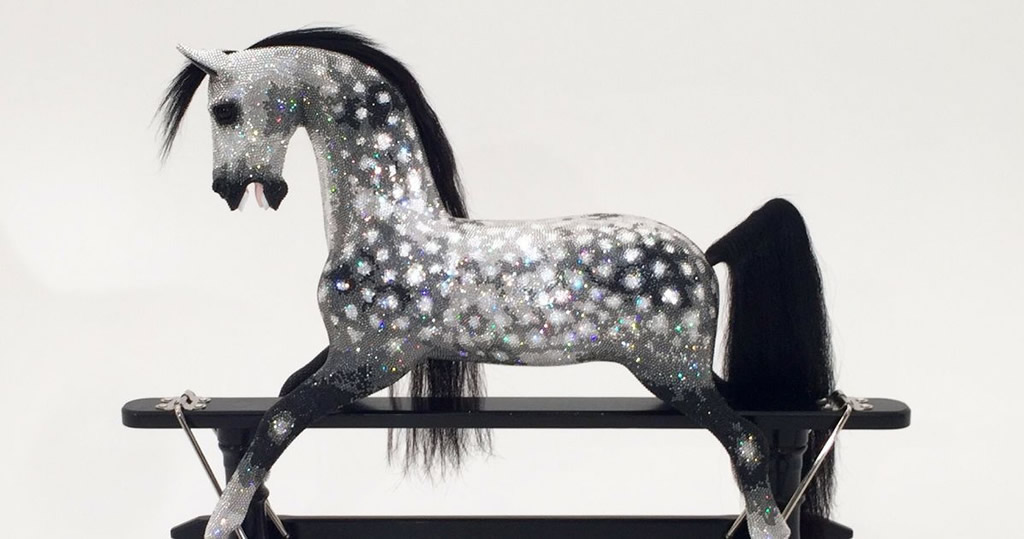 The World's Most Expensive Rocking Horse