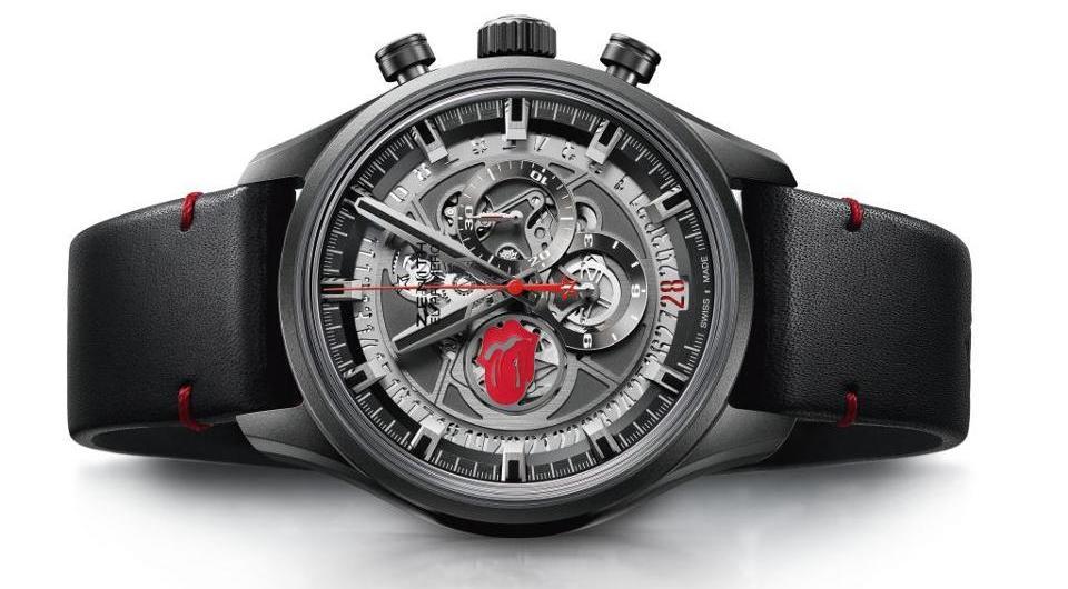 Zenith's El Primero Skeleton Watch 3