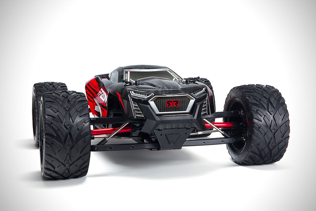 ARRMA RC's Fazon 6S BLX Monster Truck 1