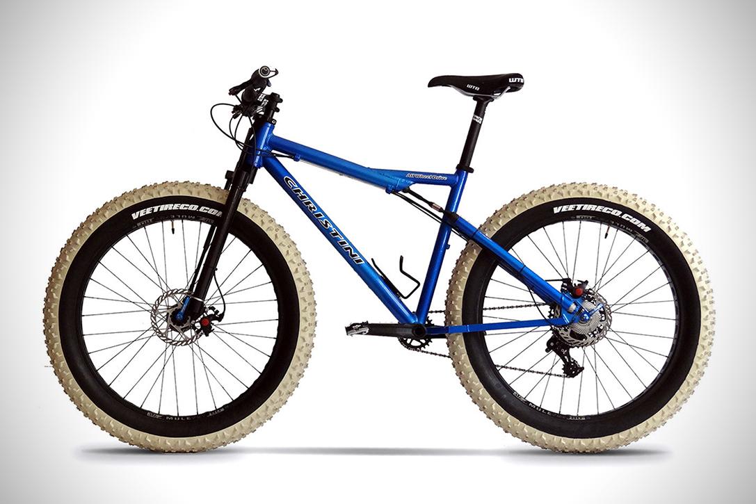All Wheel Drive Fat Bike By Christini 1