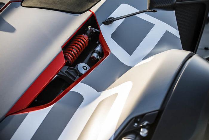 BAC Mono Is A Fantastic Single-Seat Supercar 5