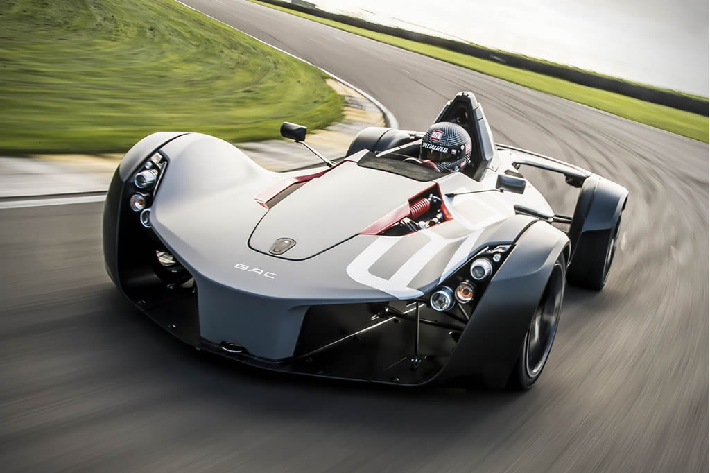 BAC Mono Is A Fantastic Single-Seat Supercar 6