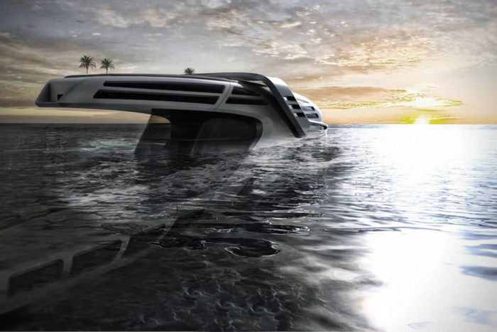 Beautiful Seataci Concept Yacht 4