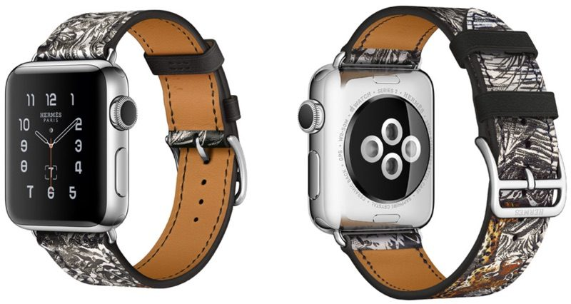 Exclusive Apple Watch Bands Sold By Hermès Boutiques 2