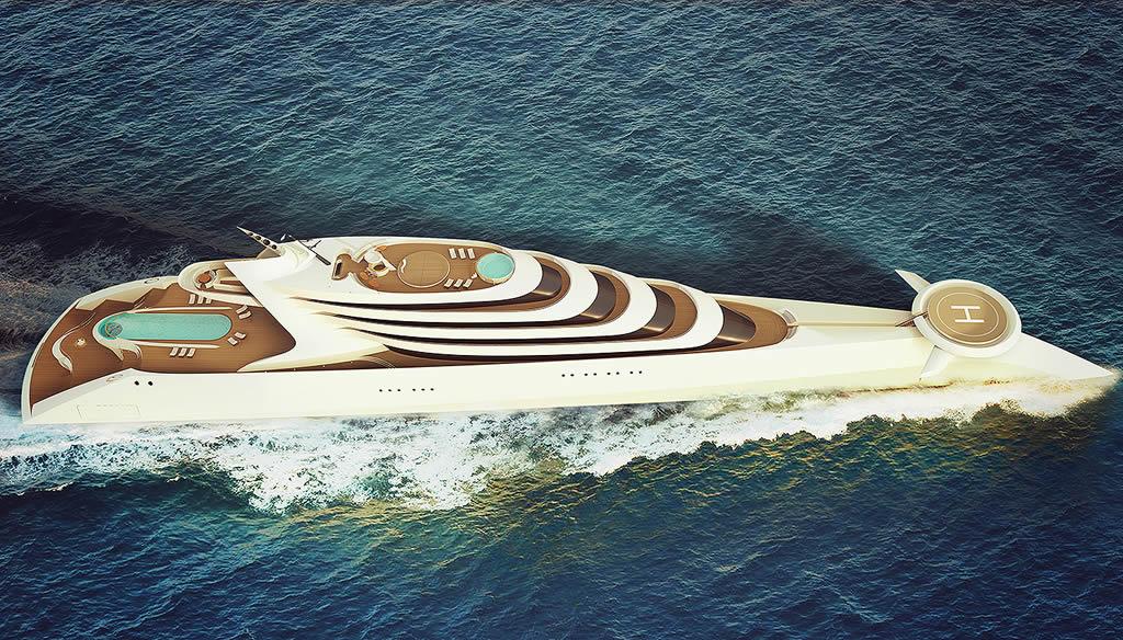Glorious L'Amage Superyacht HBD Studios 1