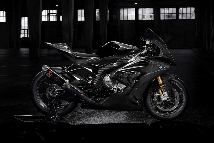 HP4 Race Motorcycle By BMW 3