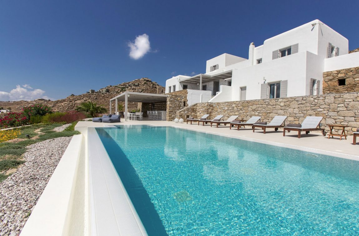 Holiday Home In Mykonos By React Architects 1