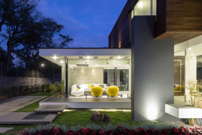 Magnificent Home In Cuenca, Ecuador By ModulARQ Arquitectura (5)
