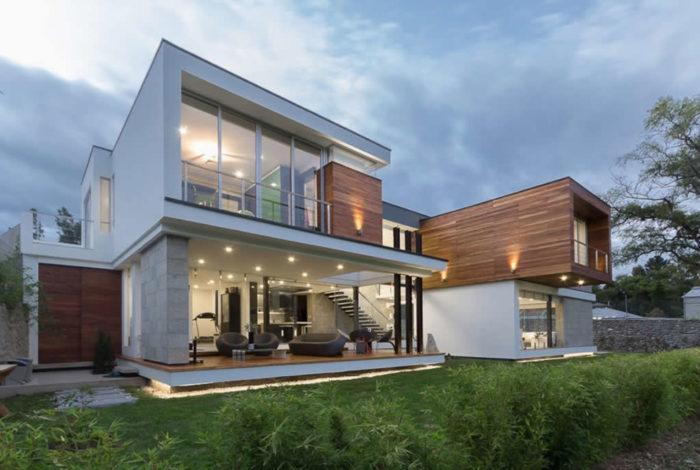 Magnificent Home In Cuenca, Ecuador By ModulARQ Arquitectura (3)
