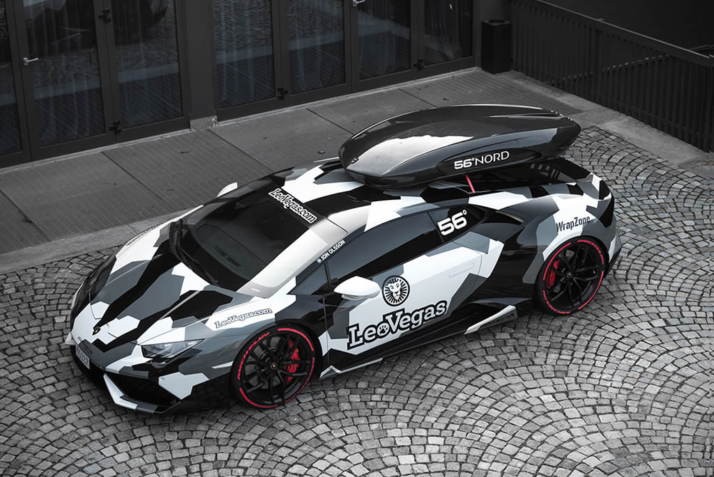 Jon Olsson's Lamborghini Huracan 1