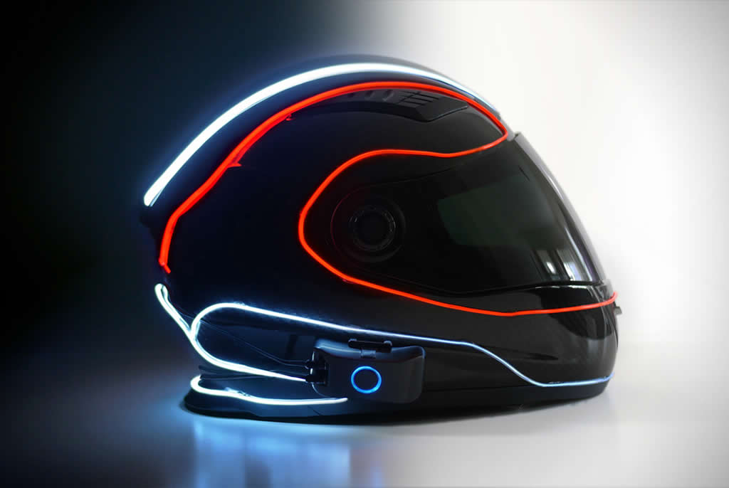 LightMode Helmet Kit 1