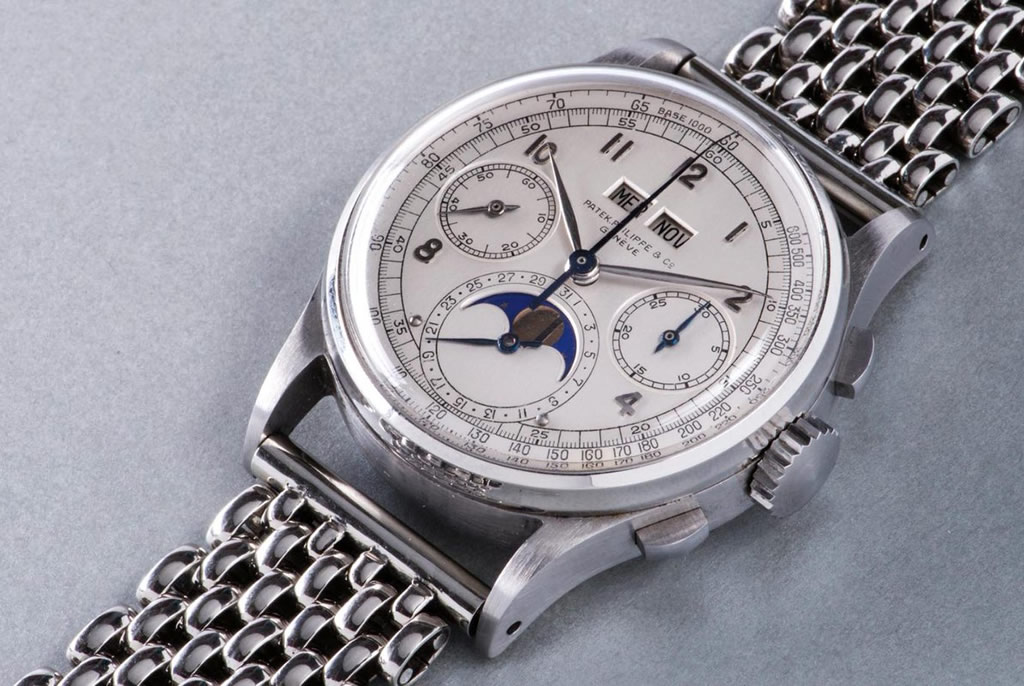 Patek Philippe Chronograph Sold For $11 Million 1
