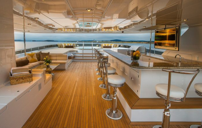 Sublime Silver Lining Superyacht By Christensen Shipyard (9)