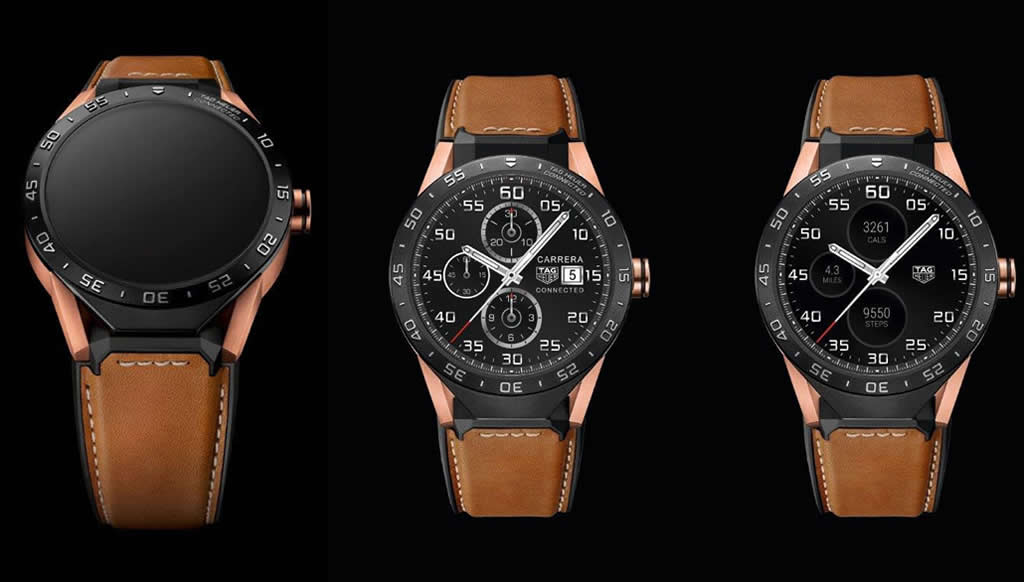TAG Heuer Connected Rose Gold